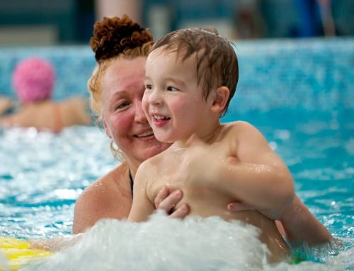 Short Swim Lessons Ideal for Infant and Toddlers